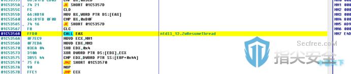 修改线程Context