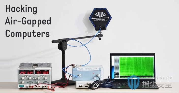 电源变扬声器!地球上最安全的气隙系统不再安全